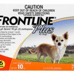 フロントラインプラスの犬・猫 最安値と効果期間