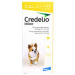 クレデリオ錠の通販価格と副作用 – ネクスガードとの違いは?