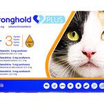 ストロングホールドプラス 猫用の通販価格 – ブロードラインと比較!